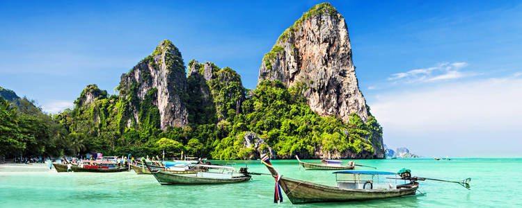 individuelle rejser thailand