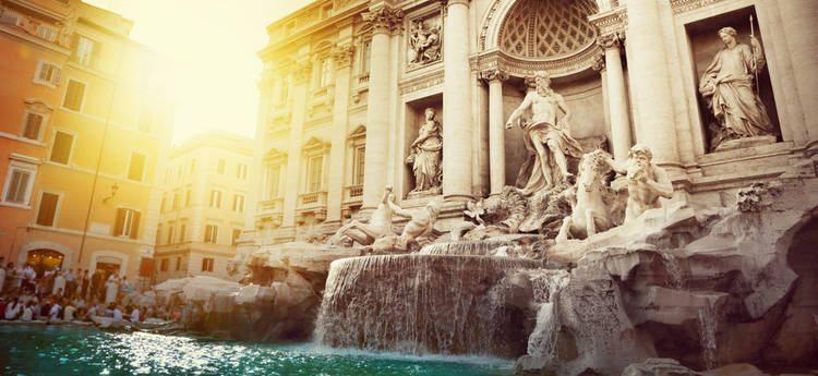 billige rejser til rom