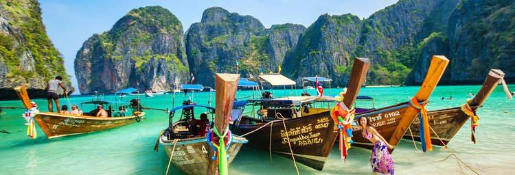 billig rejse thailand marts