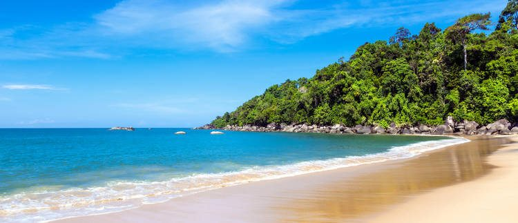 luksus rejser thailand