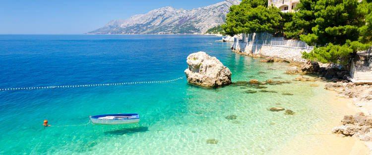billige rejser til kroatien