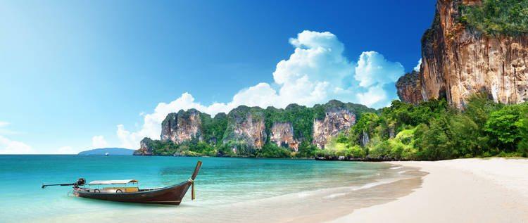 rejser til thailand december