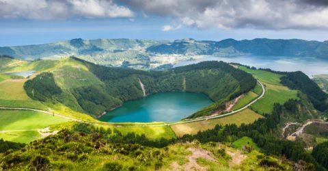Billige fly til Azorerne