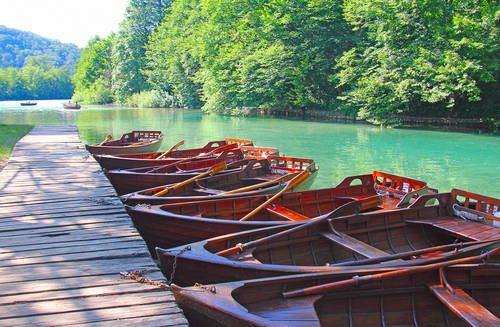 Rejse til Plitvicesøerne