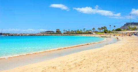 Super billige fly til Gran Canaria