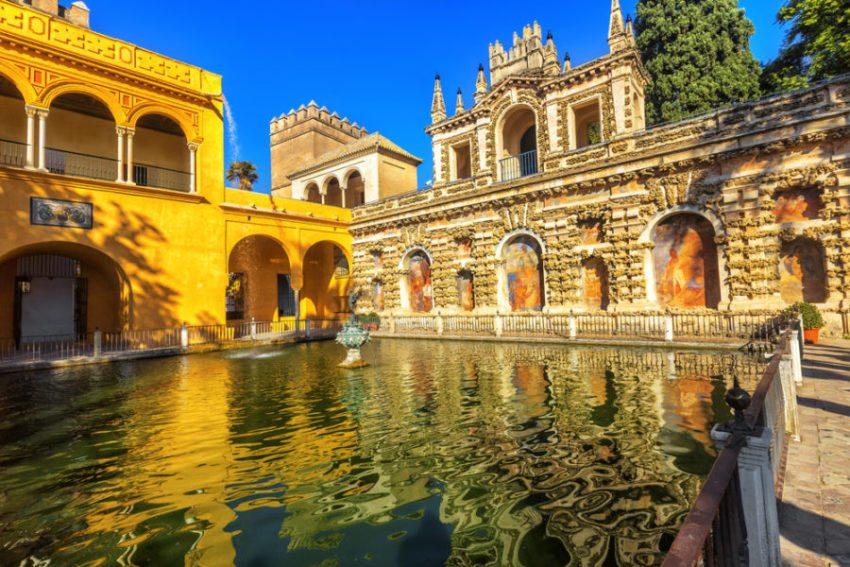 Forlænget weekend i Sevilla