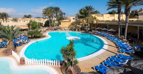 ALL INCLUSIVE på Fuerteventura