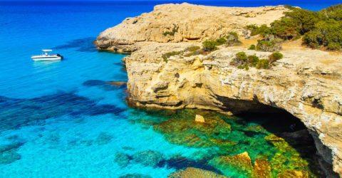 Billige fly til Cypern