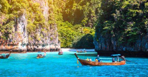 Billige fly til Krabi (1 uge)