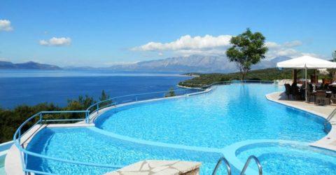 Mini- og ø-all inclusive på Meganisi
