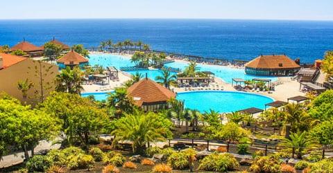 ALL INCLUSIVE på solrige La Palma