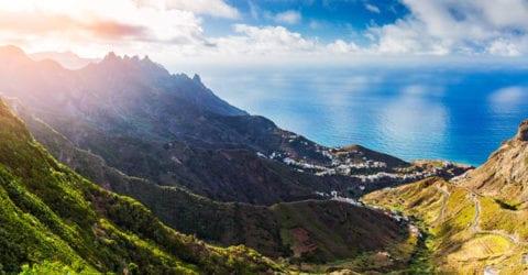 Billige fly til Tenerife