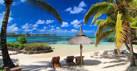 Billige fly til Mauritius