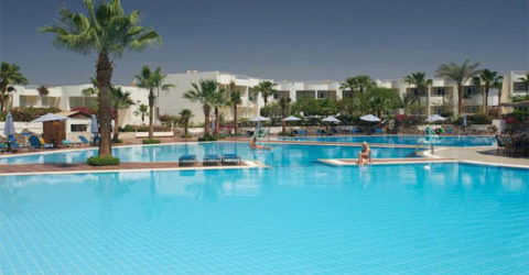 ALL INCLUSIVE i Egypten