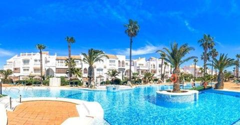 1 uge i Roquetas de Mar