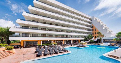 1 uge i Costa Brava med HALVPENSION