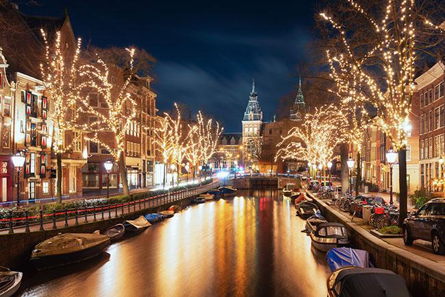 Juletur til Amsterdam