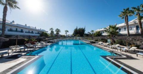 1 uge på skønne Lanzarote