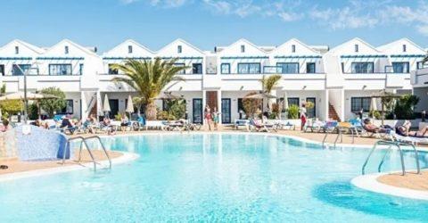 1 uge på Lanzarote