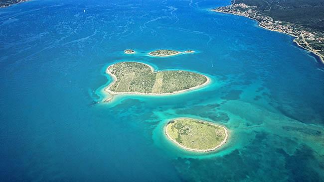Fly til Zadar