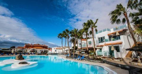 1 uge på solrige Fuerteventura