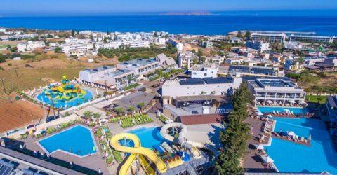 ALL INCLUSIVE på Kreta