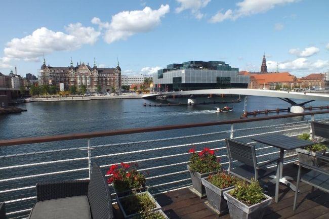 Husbåd i København