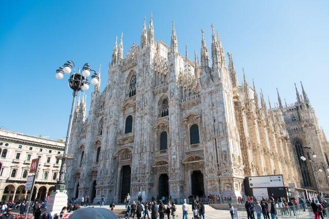 Fly til Milano
