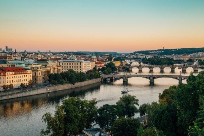 Gratis oplevelser i Prag