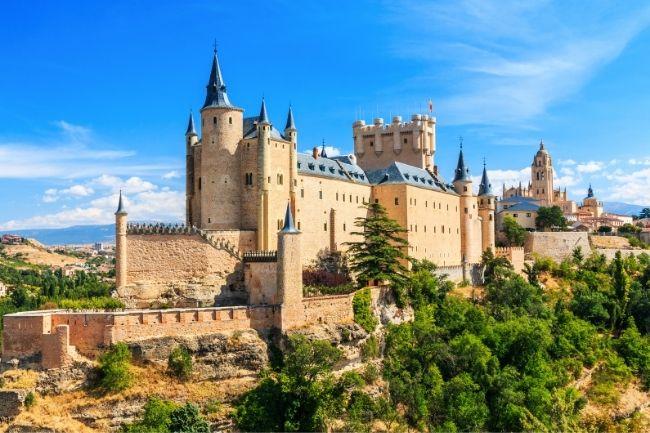 Flotteste slotte i Europa