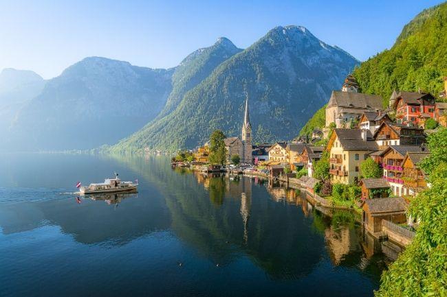 Naturattraktioner i Europa