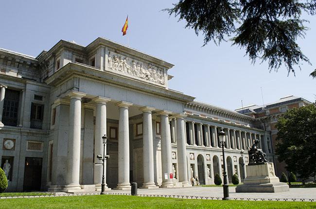 Gratis oplevelser i Madrid