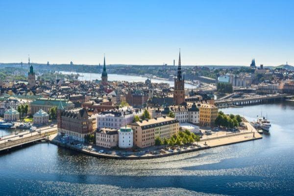 Rejse til Stockholm
